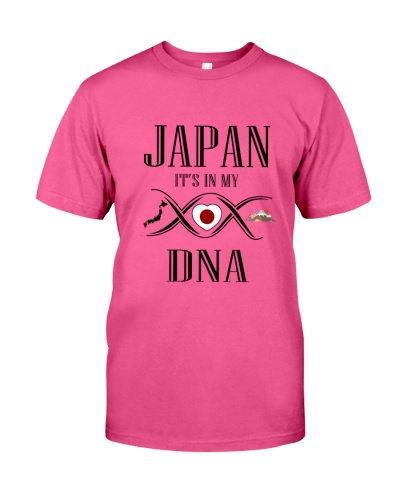 JAPAN IN MY DNA