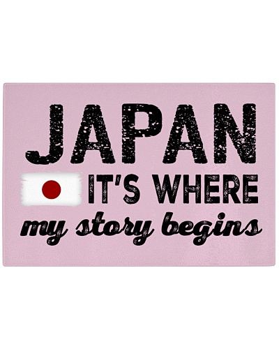 JAPAN IT'S WHERE MY STORY BEGINS
