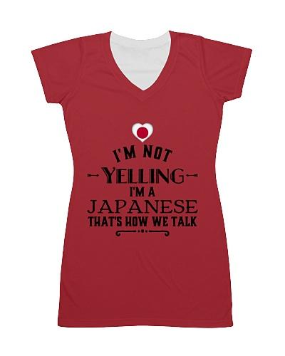JAPAN YELLING