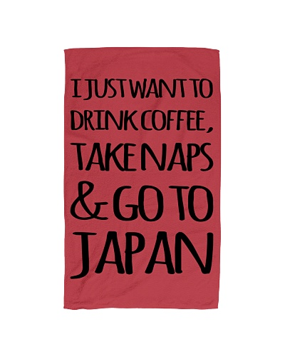 TAKE NAPS AND GO TO JAPAN