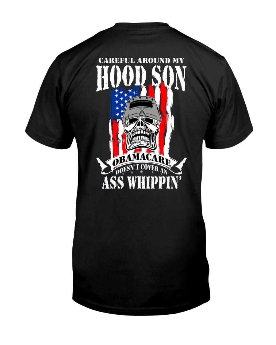 Welder Hood Son Tee Classic T-Shirt