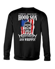 Welder Hood Son Tee Crewneck Sweatshirt thumbnail