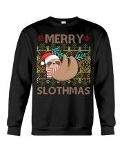 Limited Edition - Merry Slothmas Crewneck Sweatshirt thumbnail