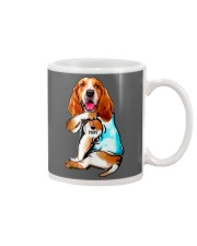 Limited Edition - I Love Mom Basset Hound Mug thumbnail