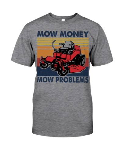Limited Edition - Mow Money - Mow Problems