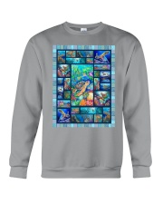 Turtle Loves Crewneck Sweatshirt thumbnail