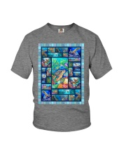 Turtle Loves Youth T-Shirt thumbnail