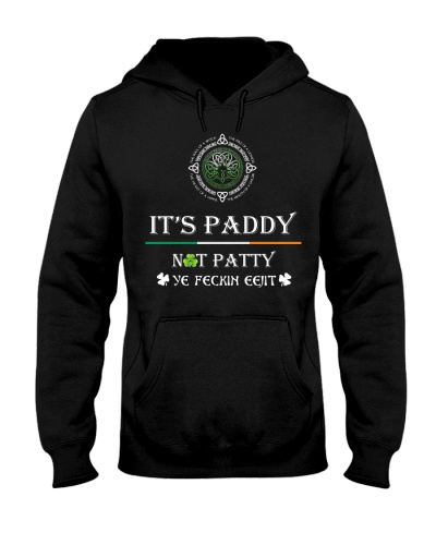 Limited Edition - It's Paddy