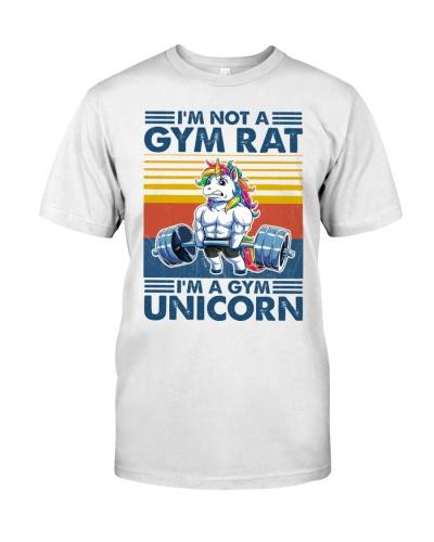 I'm Not A Gym Rat - I'm A Gym Unicorn