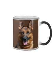 Big Face German Shepherd Color Changing Mug thumbnail