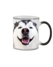 Big Face Husky Color Changing Mug thumbnail