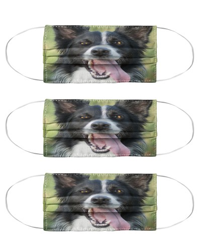 Limited Editon - Big Face Border Collie