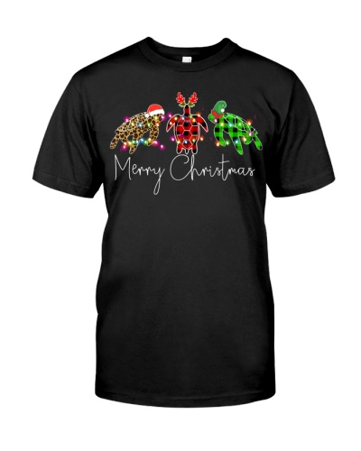 Limited Edition - Turtle Merry Christmas