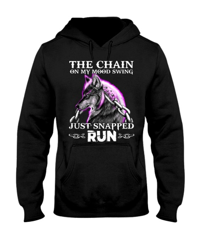 The Chain On My Mood Swing - Just Snapped Run