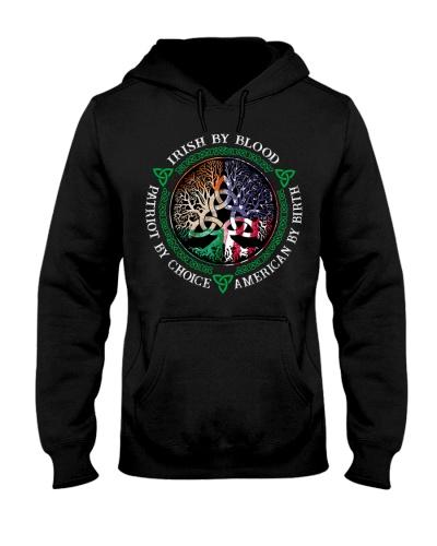 Irish By Blood - American By Birth