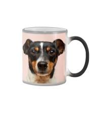 Big Face Poodle Color Changing Mug thumbnail