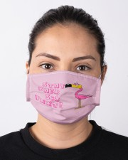 Stay Back Six Feet Cloth face mask aos-face-mask-lifestyle-01
