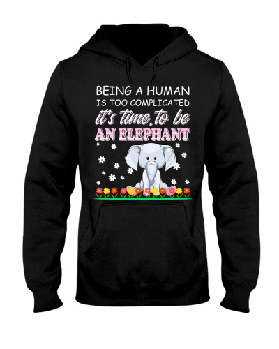Limited Edition - It Time To Be An Elephant