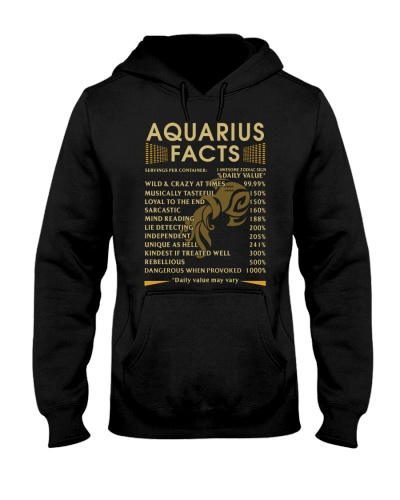 Limited Edition - Aquarius Facts