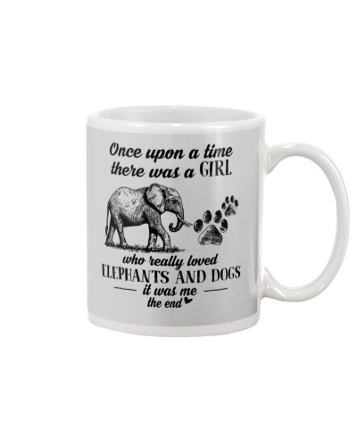 A Girl Who Really Loved Elephants And Dogs