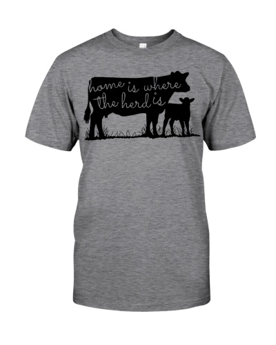 Limited Edition - Home Is Where The Herd Is