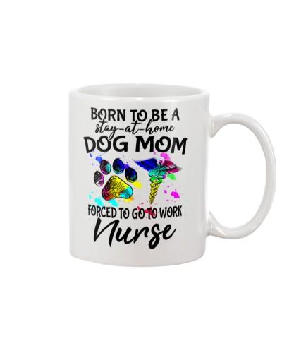 Dog Mom Forced To Go To Work Nurse