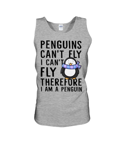 Limited Edition - I Am A Penguin