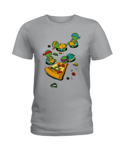 Limited Edition - Turtle Pizza