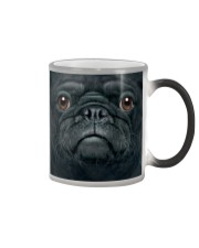 Big Face Pug Color Changing Mug tile
