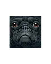 Big Face Pug Square Magnet thumbnail