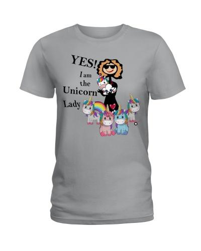 Limited Edition - Yes I Am The Unicorn Lady