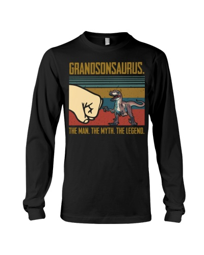 Grandsonsaurus - The Man - The Myth - The Legend