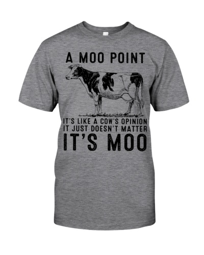 Limited Edition - A Moo Point