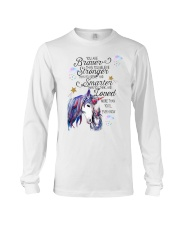 You Are Brave Than You Believe Long Sleeve Tee thumbnail
