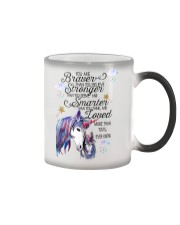 You Are Brave Than You Believe Color Changing Mug thumbnail
