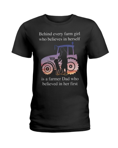 Limited Edition - Behind Every Farm Girl