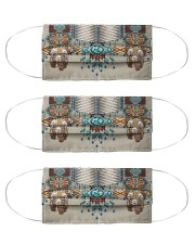 Native America Facemask Cloth Face Mask - 3 Pack front