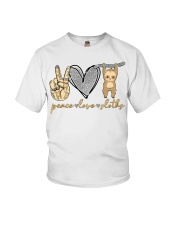 Limited Edition - Peace Love Sloths Youth T-Shirt thumbnail