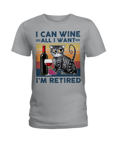 Limited Edition - I Can Wine All I Want