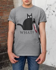 Limited Edition - What Classic T-Shirt apparel-classic-tshirt-lifestyle-31