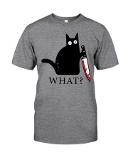 Limited Edition - What Classic T-Shirt front