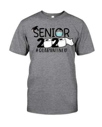 Limited Edition - Senior 2020 - Qurantined
