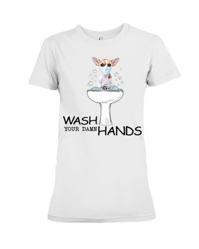 Limited Edition - Wash Your Damn Hands