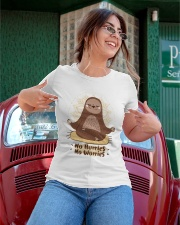 Limited Edition - No Hurries - No Worries Ladies T-Shirt apparel-ladies-t-shirt-lifestyle-01