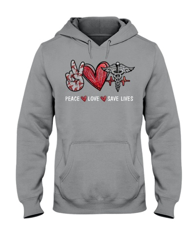 Limited Edition - Peace - Love - Save Life