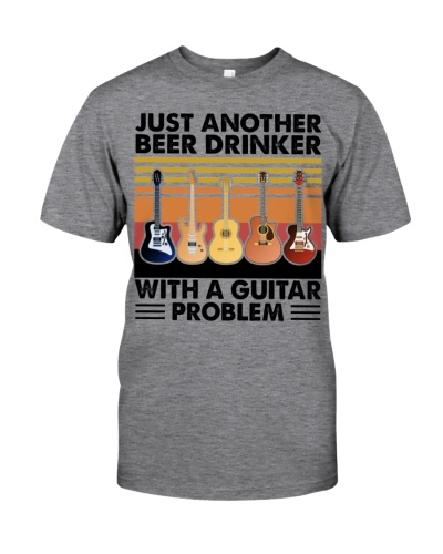 Just Another Beer Drinker With A Guitar Problem