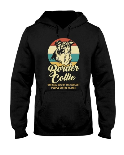 Border Collie Official Dog Of The Coolest People