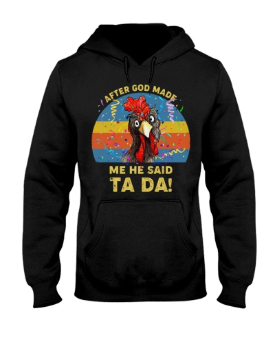 Limited Edition - After God Made Me He Said - TADA