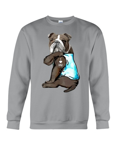 Limited Ediiton - Bulldog - I Love Dad