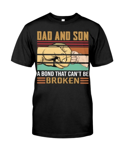 Dad And Son - A Bond That Can't Be Broken